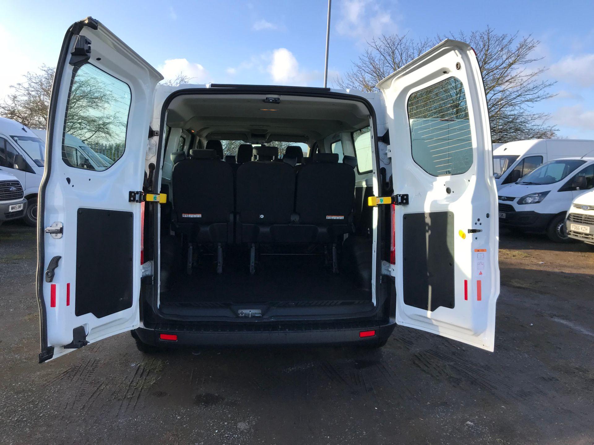2018 Ford Transit Custom 2.0 Tdci 130Ps Low Roof Kombi Van (FL68AZF) Image 17