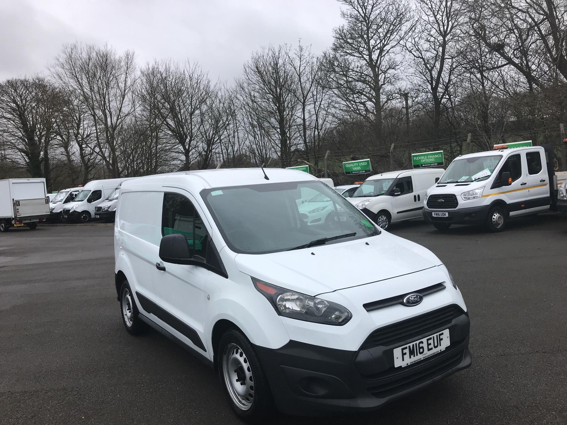 2016 Ford Transit Connect  220 L1 Diesel 1.5 TDCi 75PS Van EURO 6 (FM16EUF)