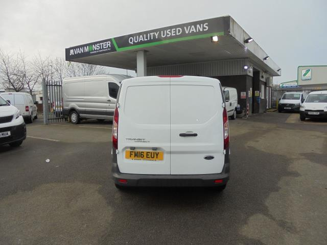 2016 Ford Transit Connect  220 L1 Diesel 1.5 TDCi 75PS Van EURO 6 (FM16EUY) Image 6