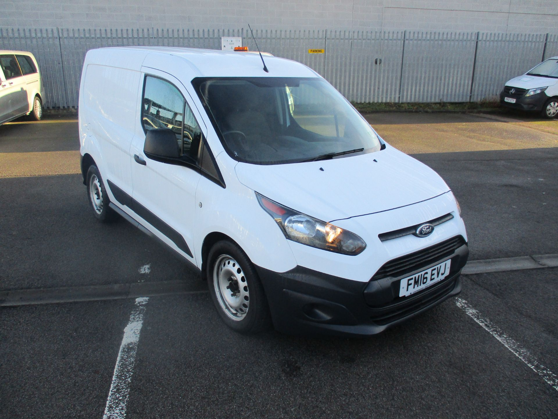 2016 Ford Transit Connect 1.5 Tdci 75Ps Van (FM16EVJ)