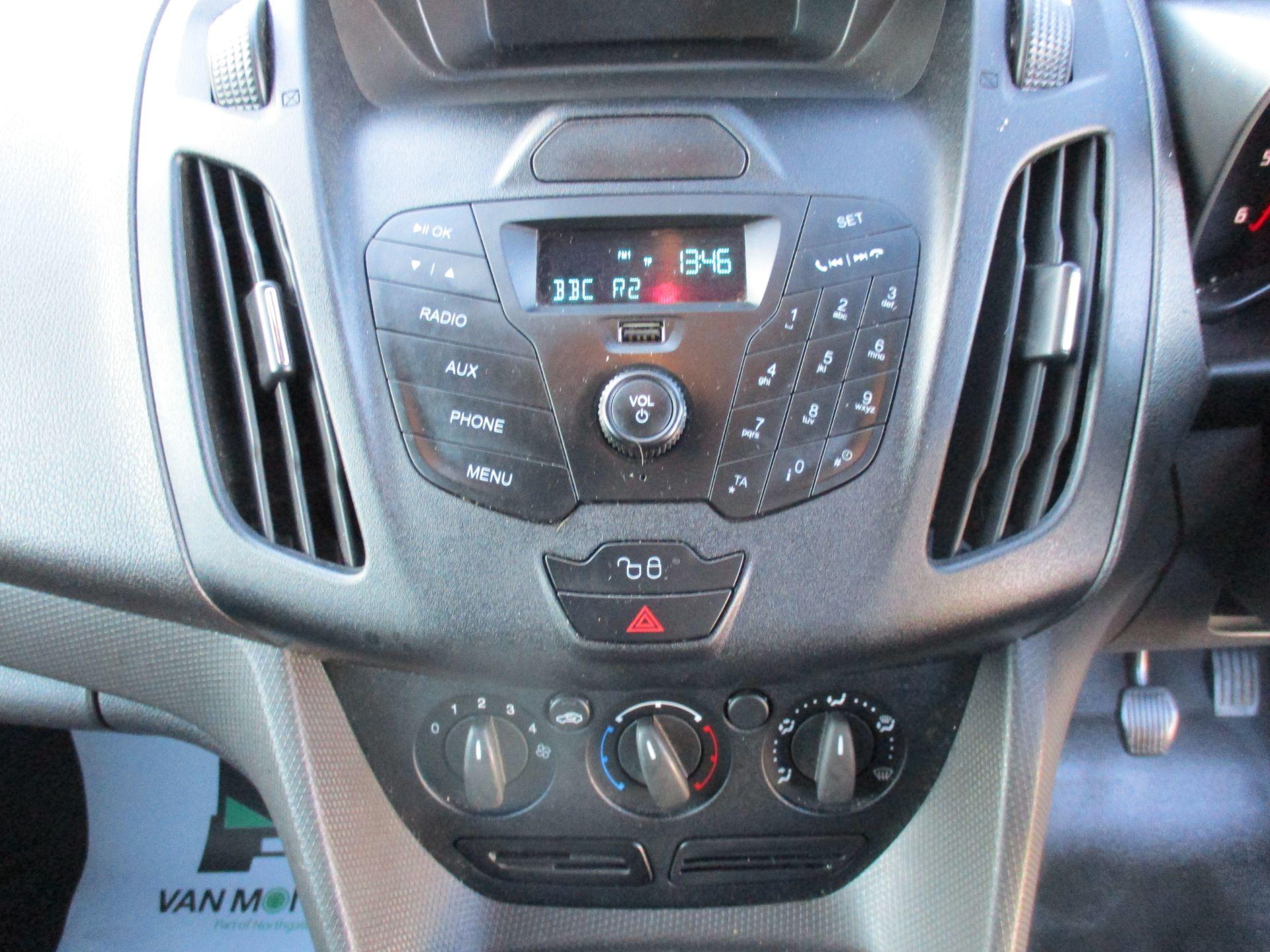 2016 Ford Transit Connect 1.5 Tdci 75Ps Van (FM16EVJ) Image 14