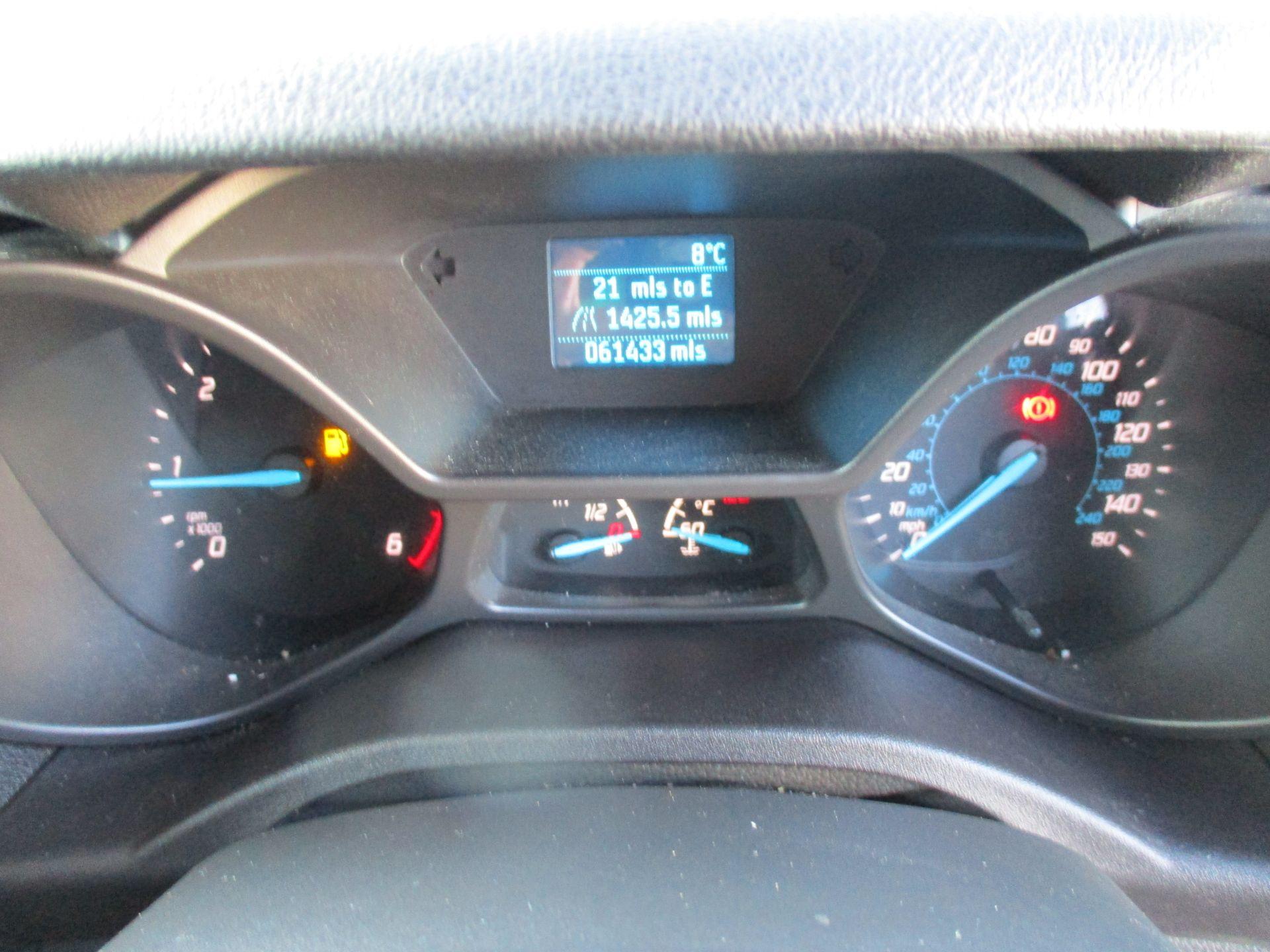 2016 Ford Transit Connect 1.5 Tdci 75Ps Van (FM16EVJ) Image 12