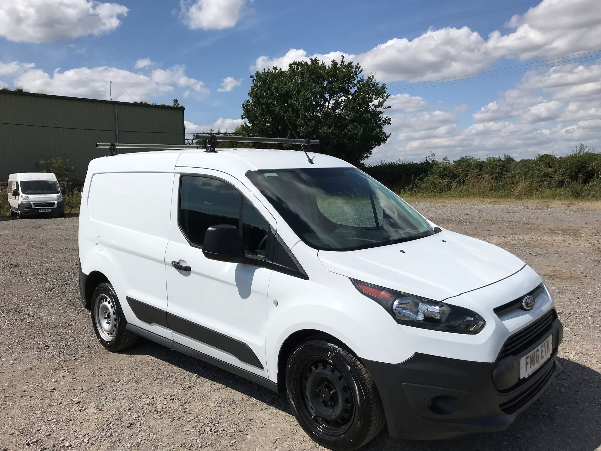 2016 Ford Transit Connect  220 L1 Diesel 1.5 TDCi 75PS Van EURO 6 (FM16EVK)