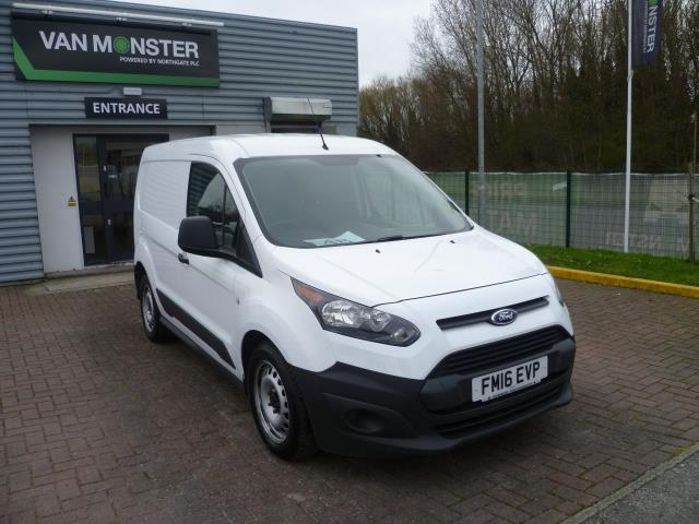 2016 Ford Transit Connect T220 1.5tdci 75ps (FM16EVP)