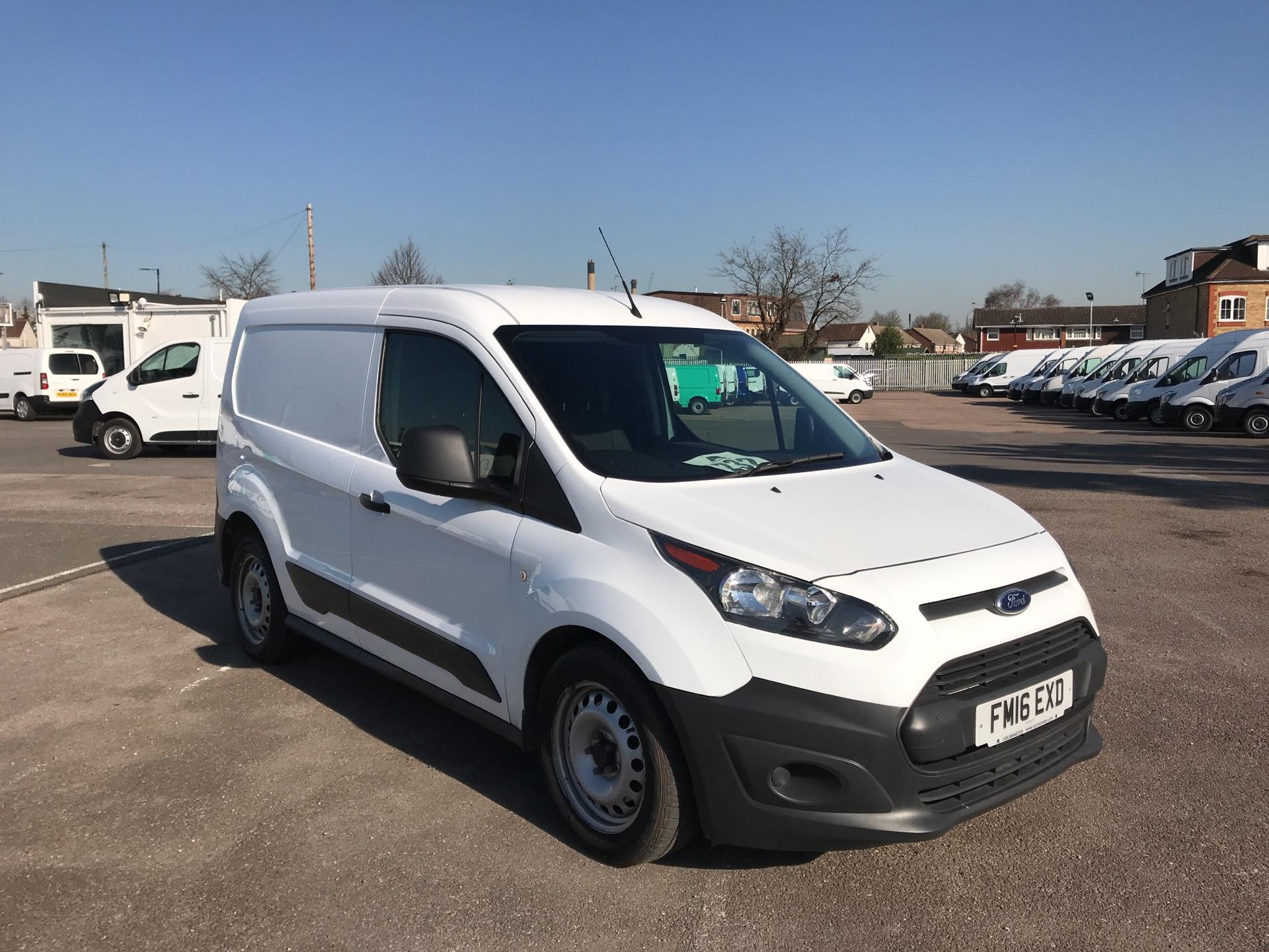 2016 Ford Transit Connect  220 L1 DIESEL 1.5 TDCI 75PS EURO 5 (FM16EXD)