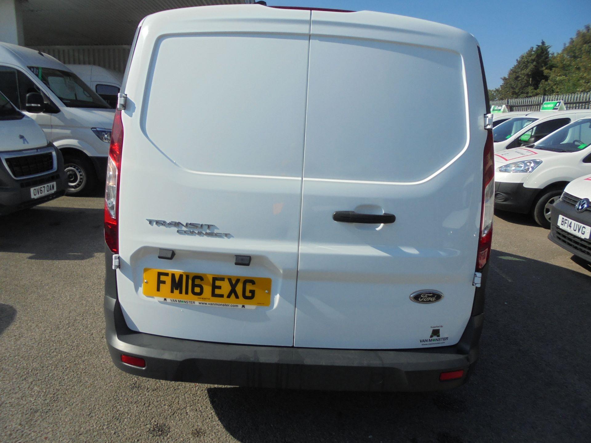 2016 Ford Transit Connect  220 L1 Diesel 1.5 TDCi 75PS Van EURO 6 (FM16EXG) Image 4