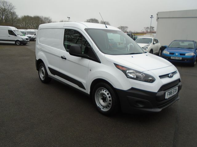 2016 Ford Transit Connect T220 L1 Diesel 1.5 TDCi 75PS Van EURO 6 (FM16EXW)