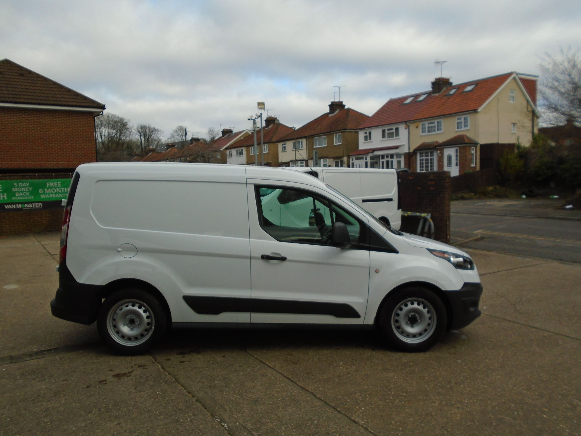 2016 Ford Transit Connect 1.5 Tdci 75Ps Van(EURO5) (FM16EYB) Image 3