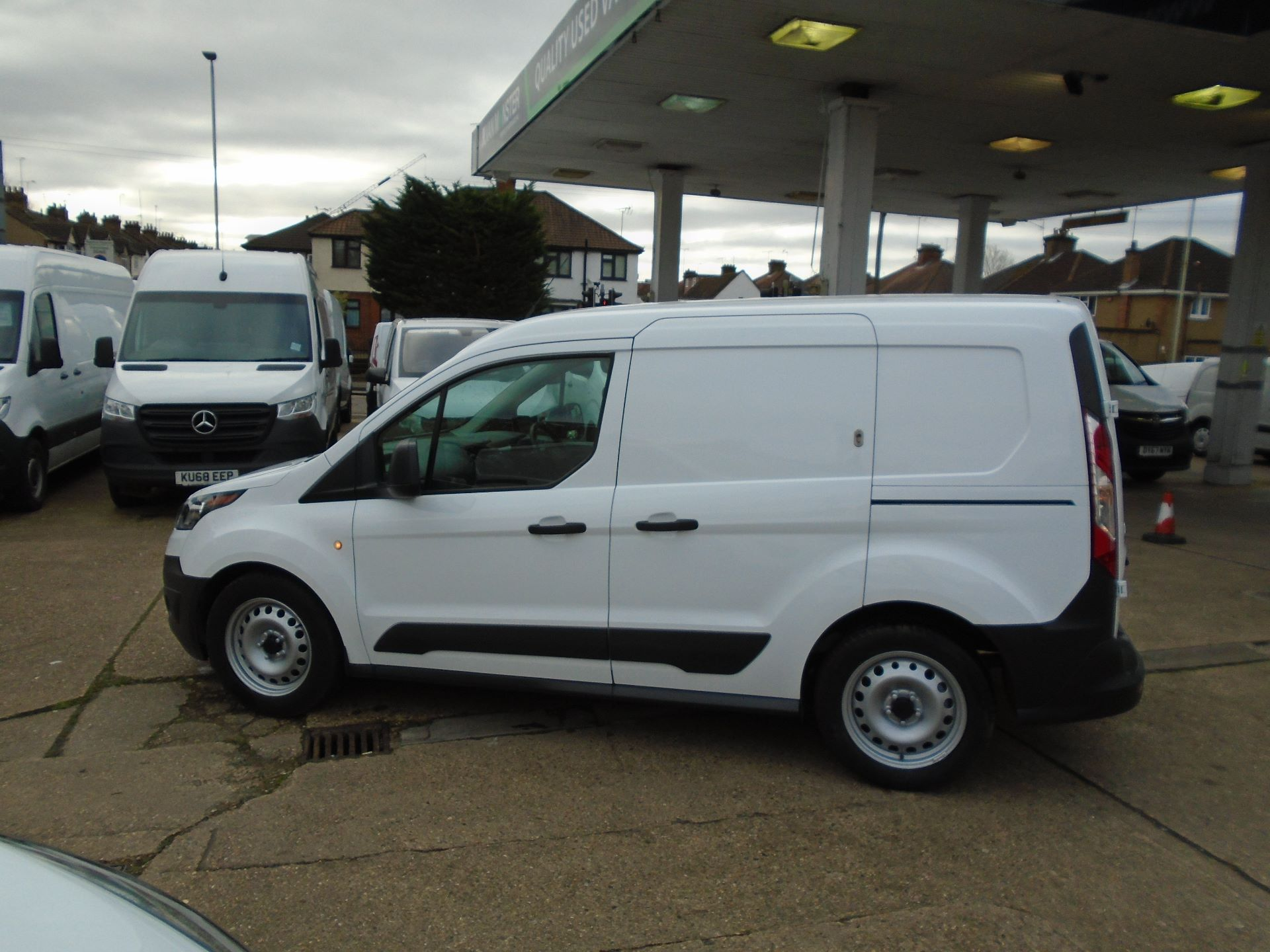 2016 Ford Transit Connect 1.5 Tdci 75Ps Van(EURO5) (FM16EYB) Image 7