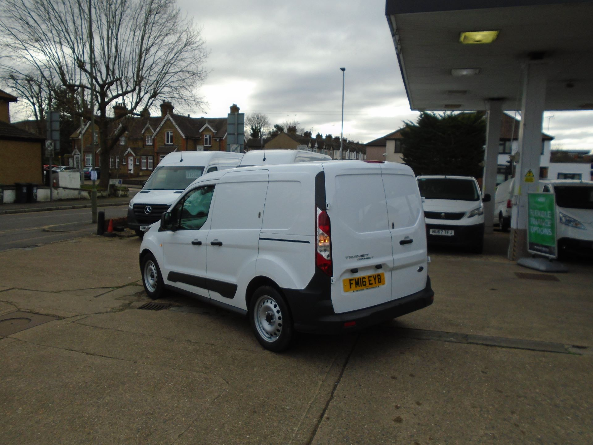 2016 Ford Transit Connect 1.5 Tdci 75Ps Van(EURO5) (FM16EYB) Image 6