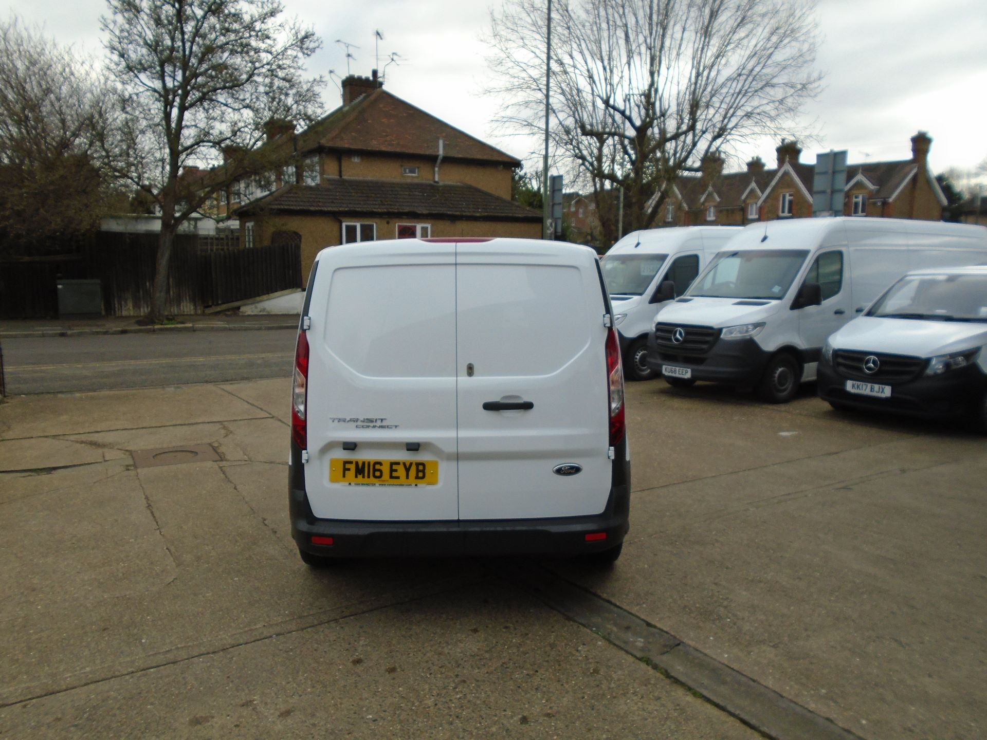 2016 Ford Transit Connect 1.5 Tdci 75Ps Van(EURO5) (FM16EYB) Image 5