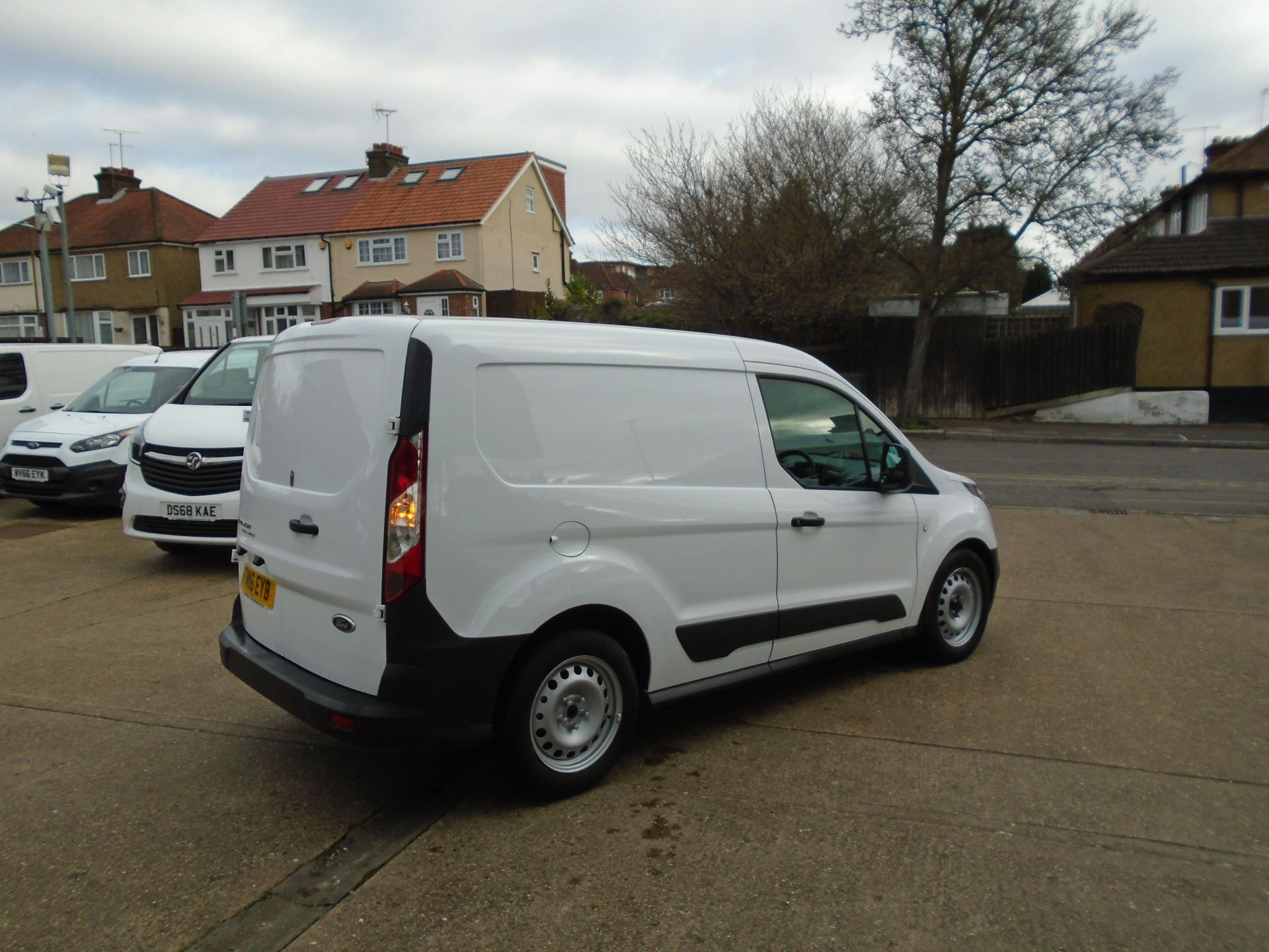 2016 Ford Transit Connect 1.5 Tdci 75Ps Van(EURO5) (FM16EYB) Image 4