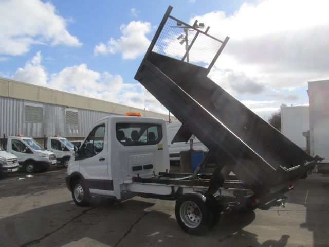 2016 Ford Transit 350 L2 SINGLE CAB TIPPER 125PS EURO 5 (FM16UBF) Image 20