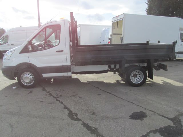2016 Ford Transit 350 L2 SINGLE CAB TIPPER 125PS EURO 5 (FM16UBF) Image 13