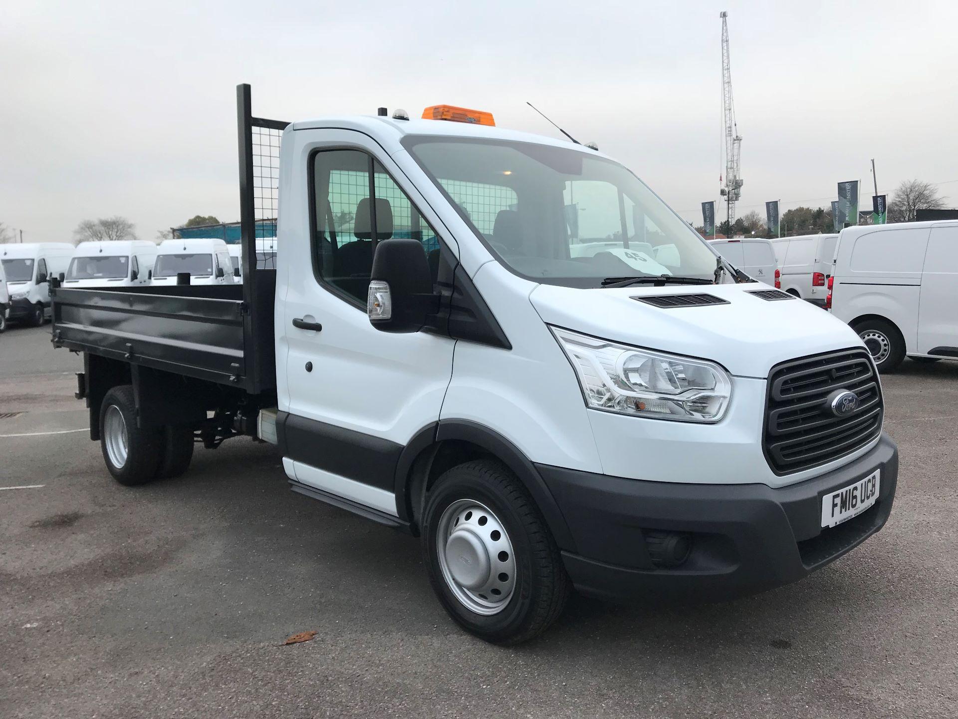 2016 Ford Transit  350 L2 S/CAB TIPPER 125PS EURO 5 (FM16UCB)