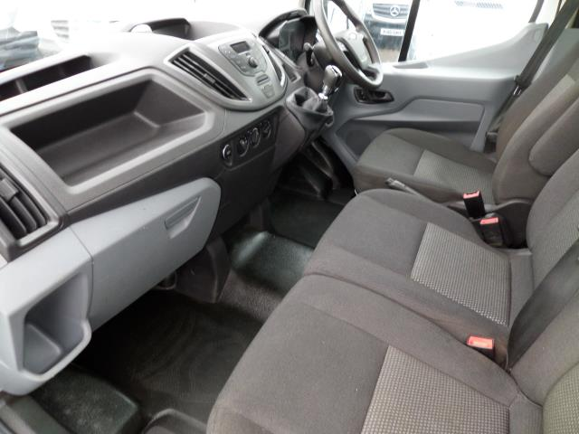 2016 Ford Transit T350 L2 Single Cab Tipper 125PS EURO 5 (FM16UCD) Image 8