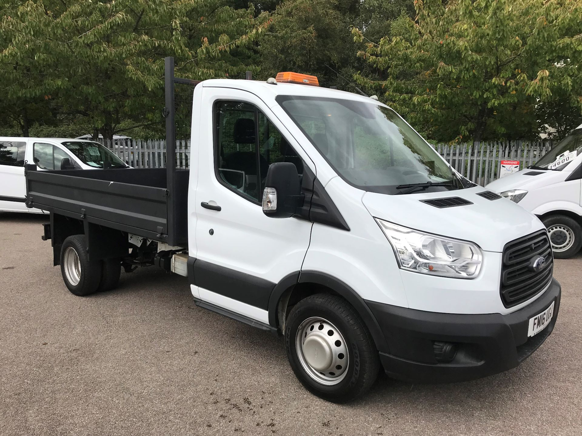 2016 Ford Transit  350 L2 SINGLE CAB TIPPER 100PS EURO 5 (FM16UCJ)