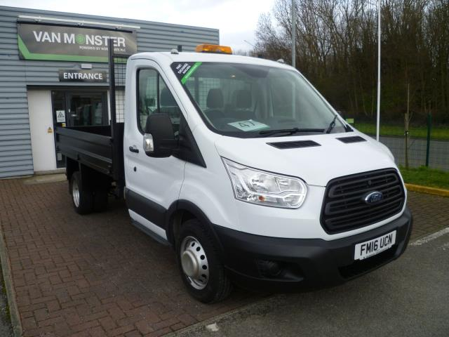 2016 Ford Transit  T350 SINGLE CAB TIPPER 125PS EURO 5 (FM16UCN)