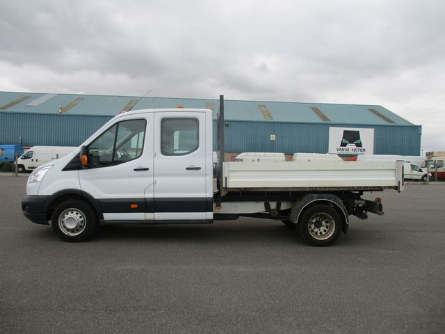 2016 Ford Transit 350 L3 DOUBLE CAB TIPPER 125PS EURO 5 (FM16UCR) Image 8