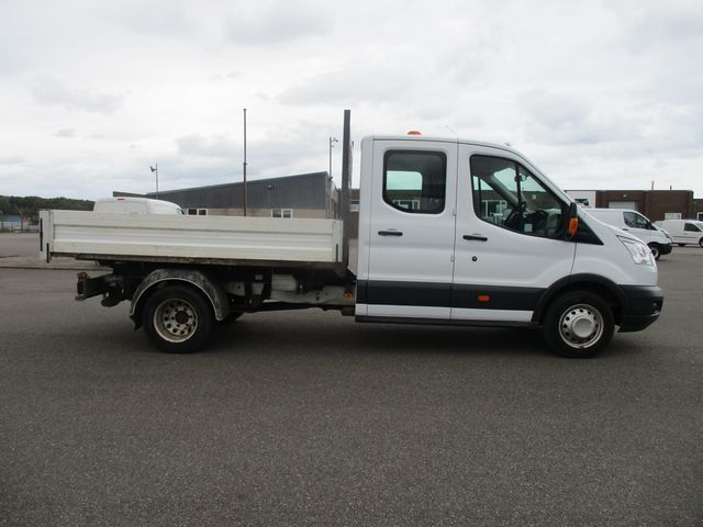 2016 Ford Transit 350 L3 DOUBLE CAB TIPPER 125PS EURO 5 (FM16UCR) Image 4