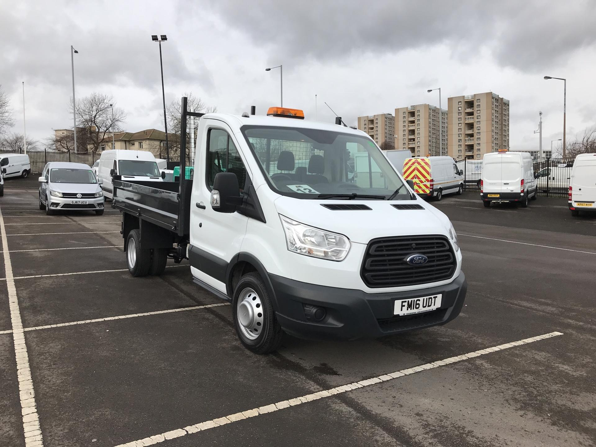 2016 Ford Transit 2.2 Tdci 125Ps SINGLE CAB TIPPER EURO 5 (FM16UDT)
