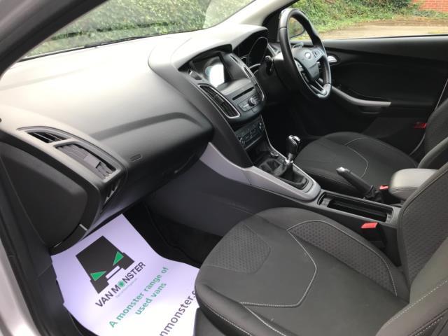 2017 Ford Focus 1.5 Tdci 120 Zetec Edition 5Dr (FM17VOU) Image 70