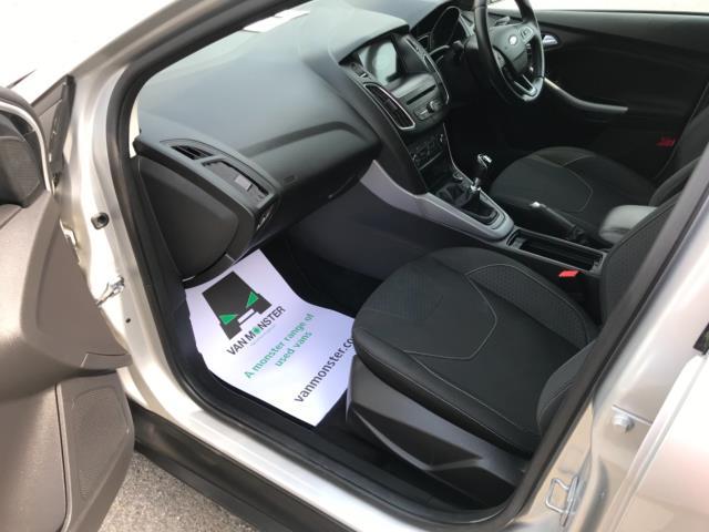2017 Ford Focus 1.5 Tdci 120 Zetec Edition 5Dr (FM17VOU) Image 35