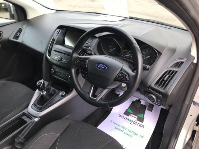 2017 Ford Focus 1.5 Tdci 120 Zetec Edition 5Dr (FM17VOU) Image 11