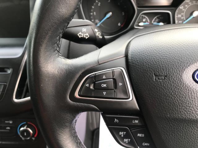 2017 Ford Focus 1.5 Tdci 120 Zetec Edition 5Dr (FM17VOU) Image 18