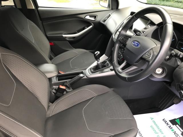 2017 Ford Focus 1.5 Tdci 120 Zetec Edition 5Dr (FM17VOU) Image 69