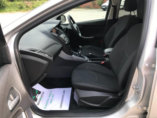2017 Ford Focus 1.5 Tdci 120 Zetec Edition 5Dr (FM17VOU) Image 37