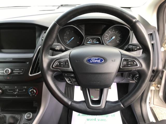 2017 Ford Focus 1.5 Tdci 120 Zetec Edition 5Dr (FM17VOU) Image 17