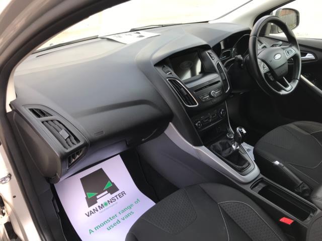 2017 Ford Focus 1.5 Tdci 120 Zetec Edition 5Dr (FM17VOU) Image 36