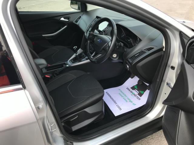 2017 Ford Focus 1.5 Tdci 120 Zetec Edition 5Dr (FM17VOU) Image 10