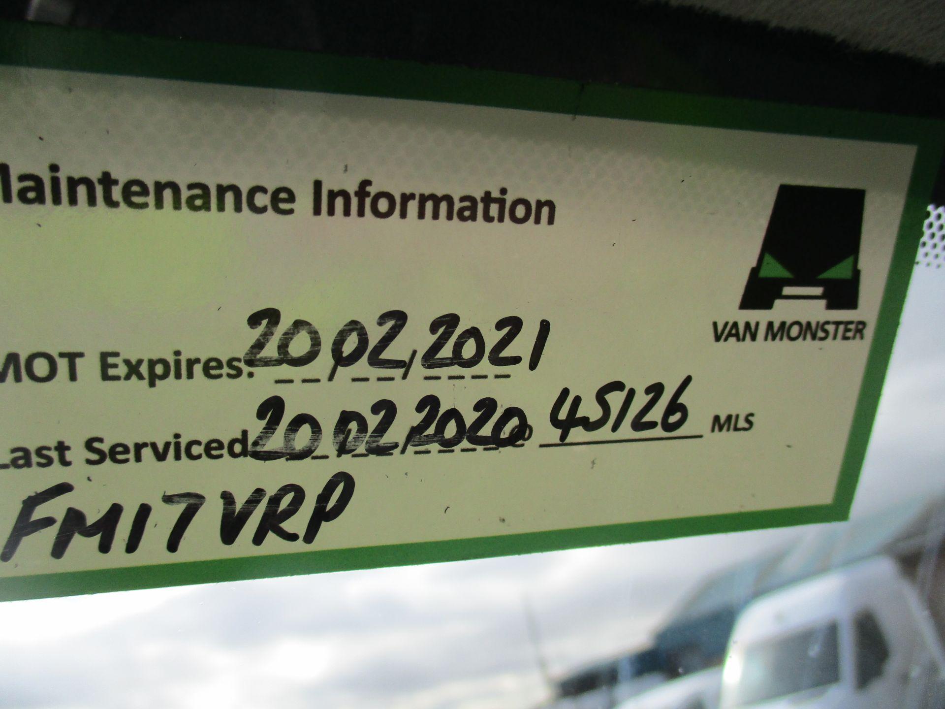 2017 Ford Transit L3 H3 VAN 130PS EURO 6 (FM17VRP) Image 23