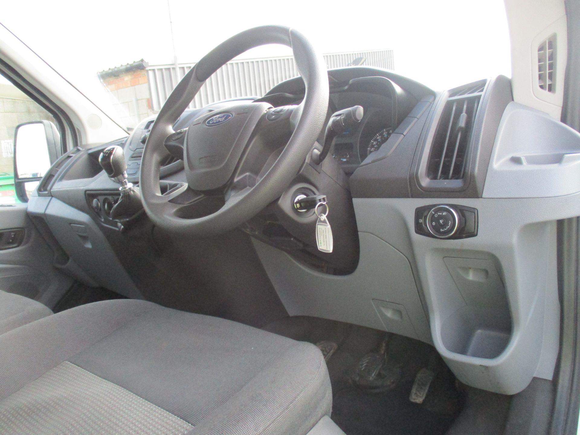 2017 Ford Transit L3 H3 VAN 130PS EURO 6 (FM17VRP) Image 13