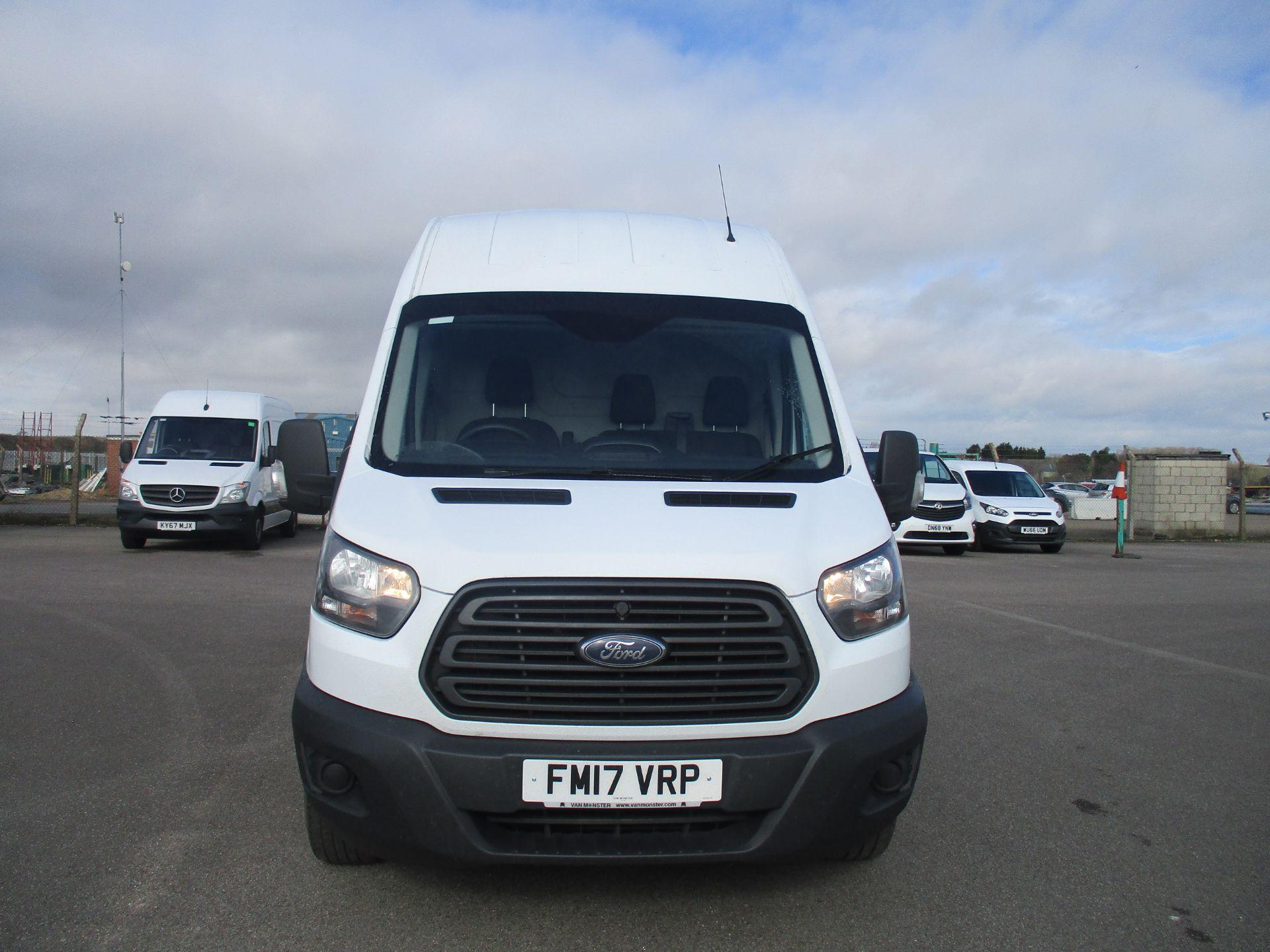 2017 Ford Transit L3 H3 VAN 130PS EURO 6 (FM17VRP) Image 2