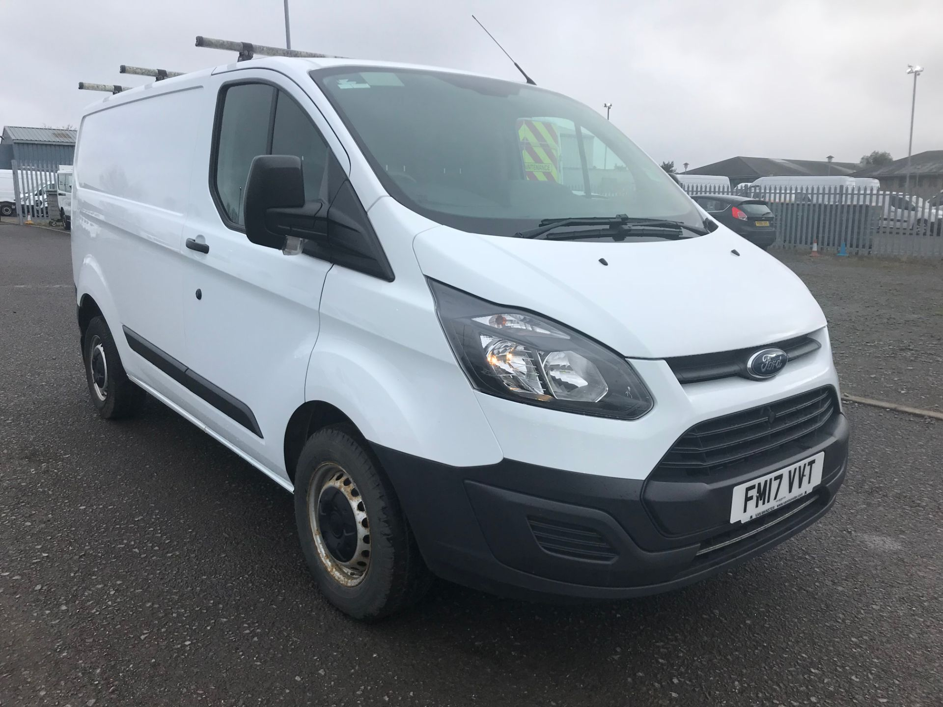 2017 Ford Transit Custom 2.0 Tdci 105Ps Low Roof Van (FM17VVT)