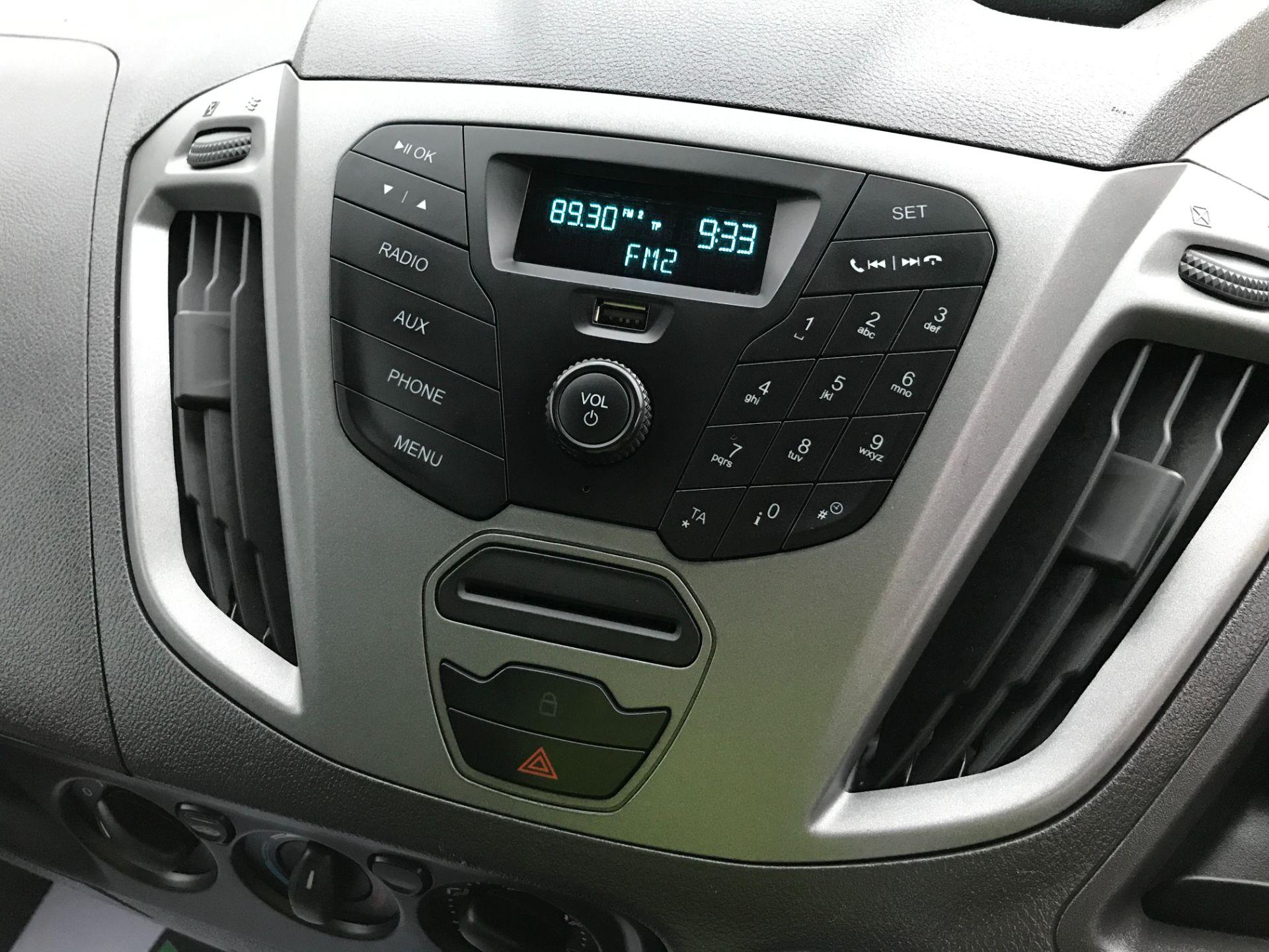2017 Ford Transit Custom 290 L1 2.0TDCI 105PS LOW ROOF EURO 6 (FM17VVW) Image 3