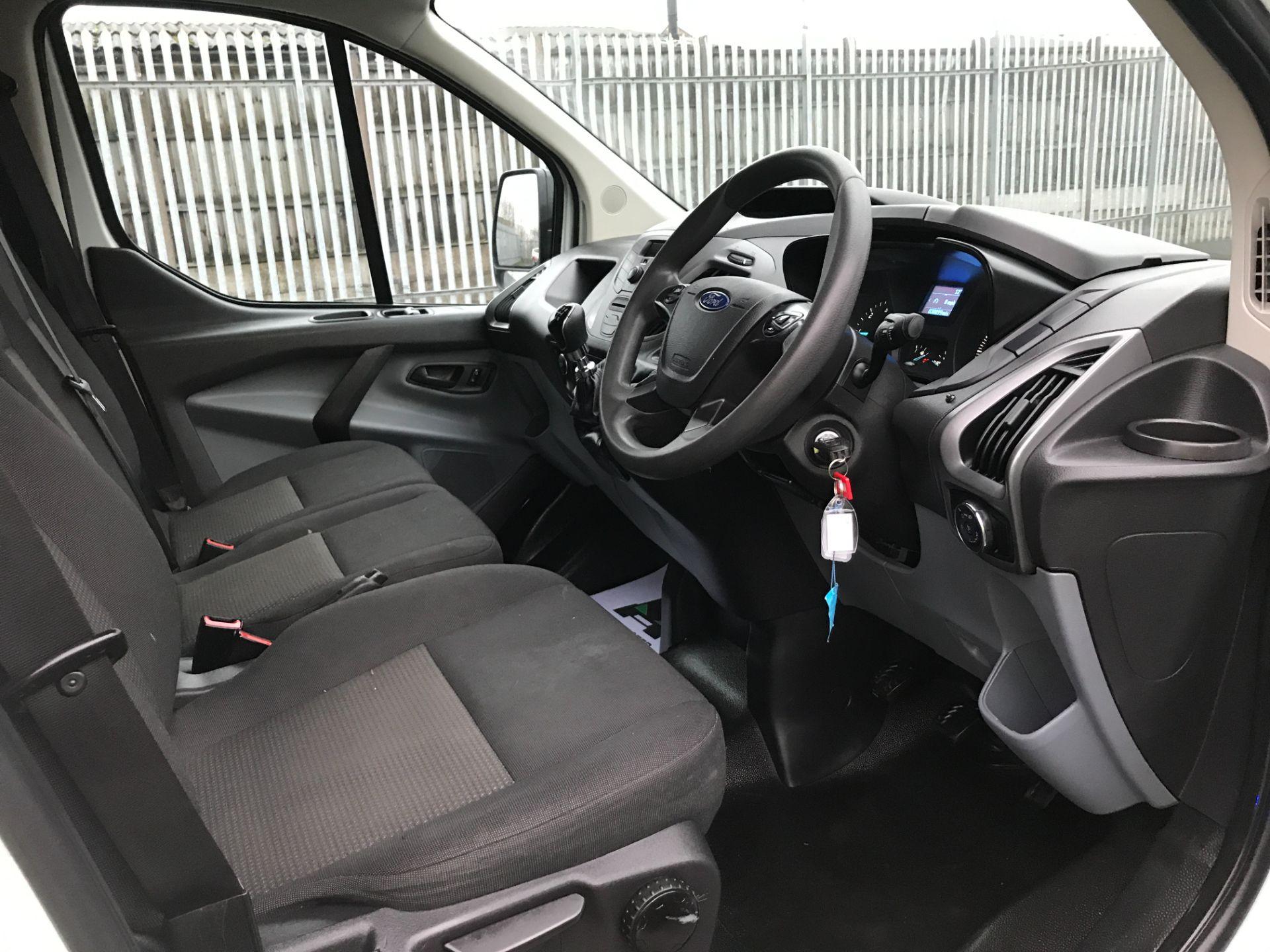 2017 Ford Transit Custom 290 L1 2.0TDCI 105PS LOW ROOF EURO 6 (FM17VVW) Image 2
