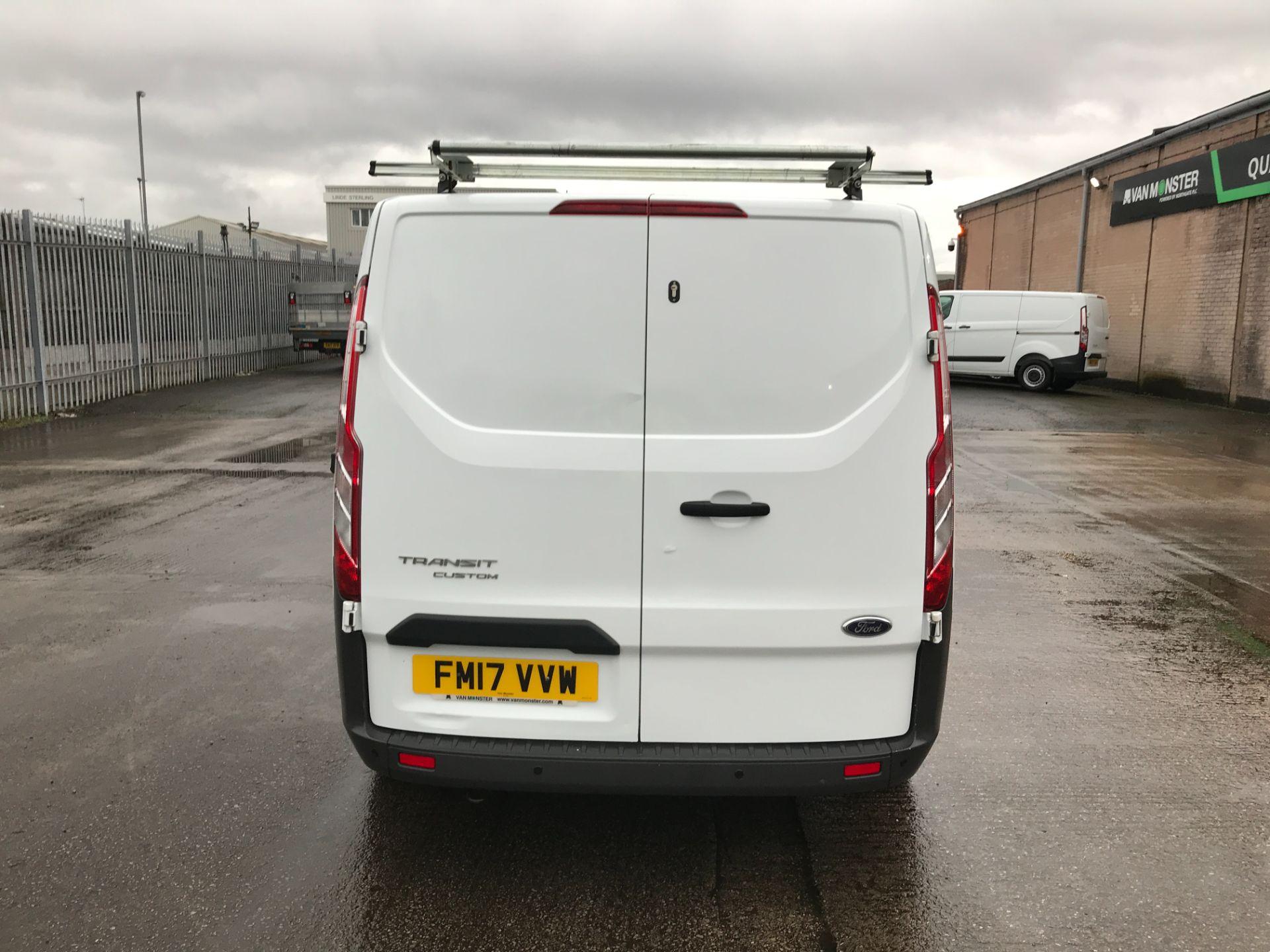 2017 Ford Transit Custom 290 L1 2.0TDCI 105PS LOW ROOF EURO 6 (FM17VVW) Image 9