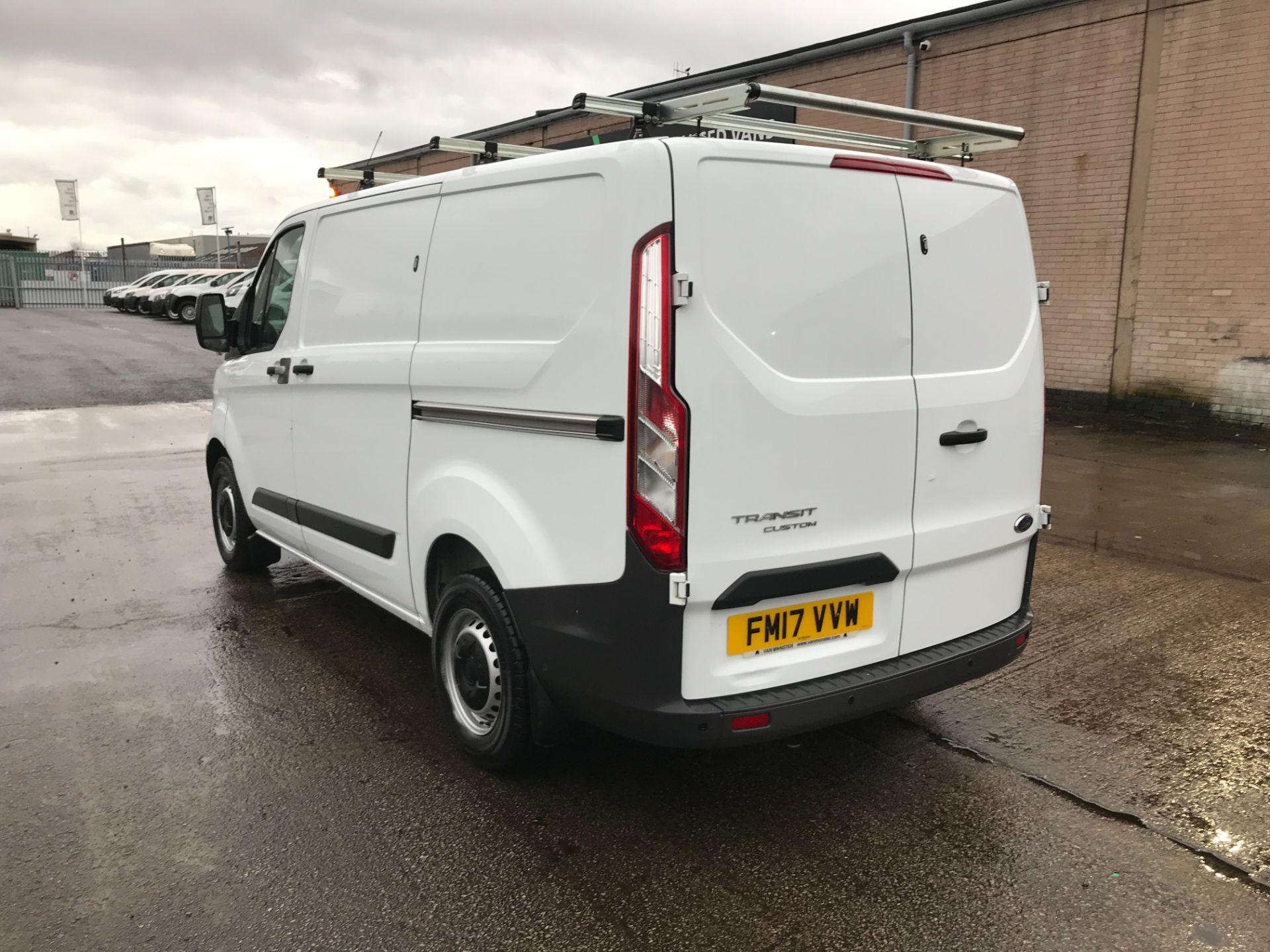 2017 Ford Transit Custom 290 L1 2.0TDCI 105PS LOW ROOF EURO 6 (FM17VVW) Image 10