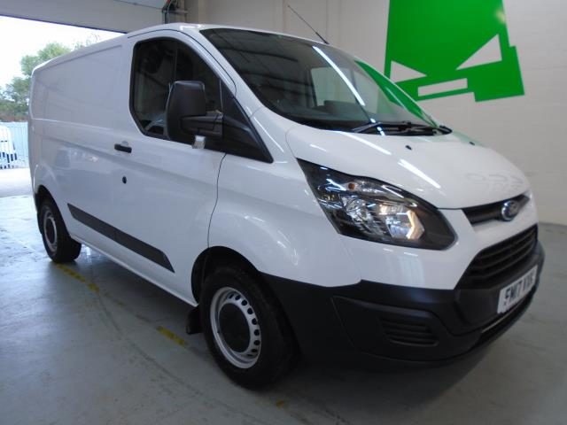 2017 Ford Transit Custom 290 L1 DIESEL FWD 2.0 TDCI 105PS LOW ROOF VAN EURO 6 (FM17VXK)