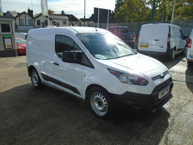 2017 Ford Transit Connect 1.6 Tdci 75Ps Van EURO 6