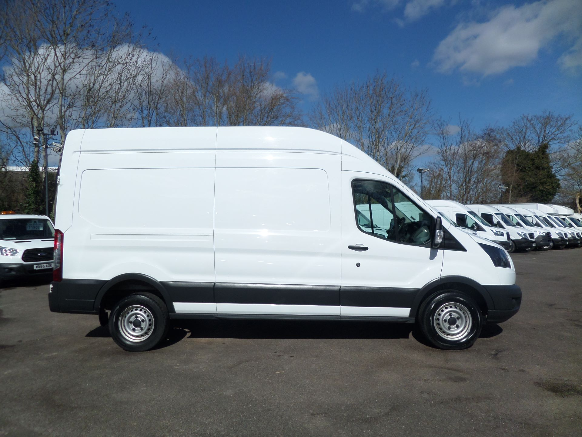 2017 Ford Transit 2.0 Tdci 130Ps H3 Van Euro 6 ( Limited To 70MPH ) (FM17VYB) Image 2