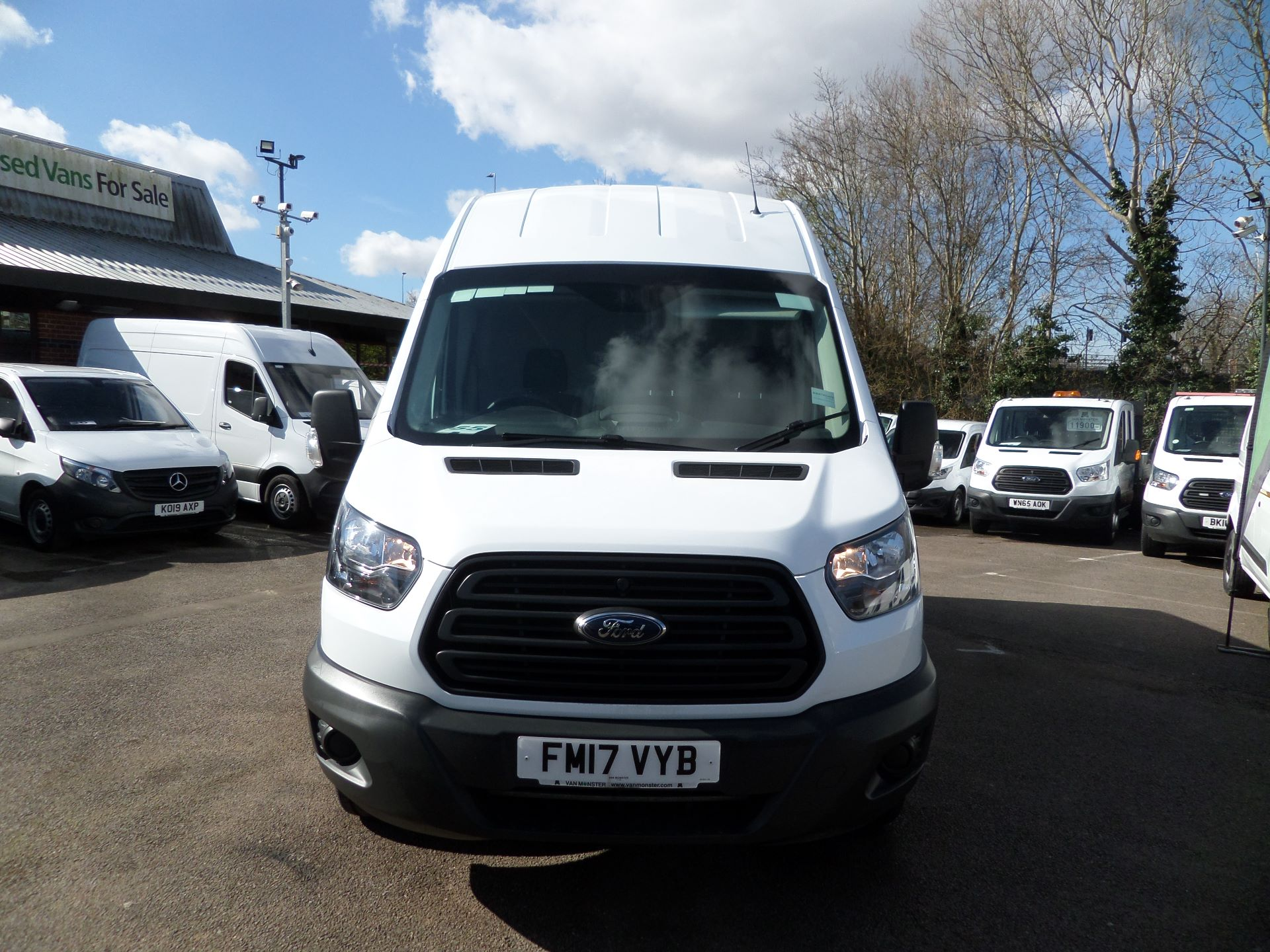 2017 Ford Transit 2.0 Tdci 130Ps H3 Van Euro 6 ( Limited To 70MPH ) (FM17VYB) Image 10