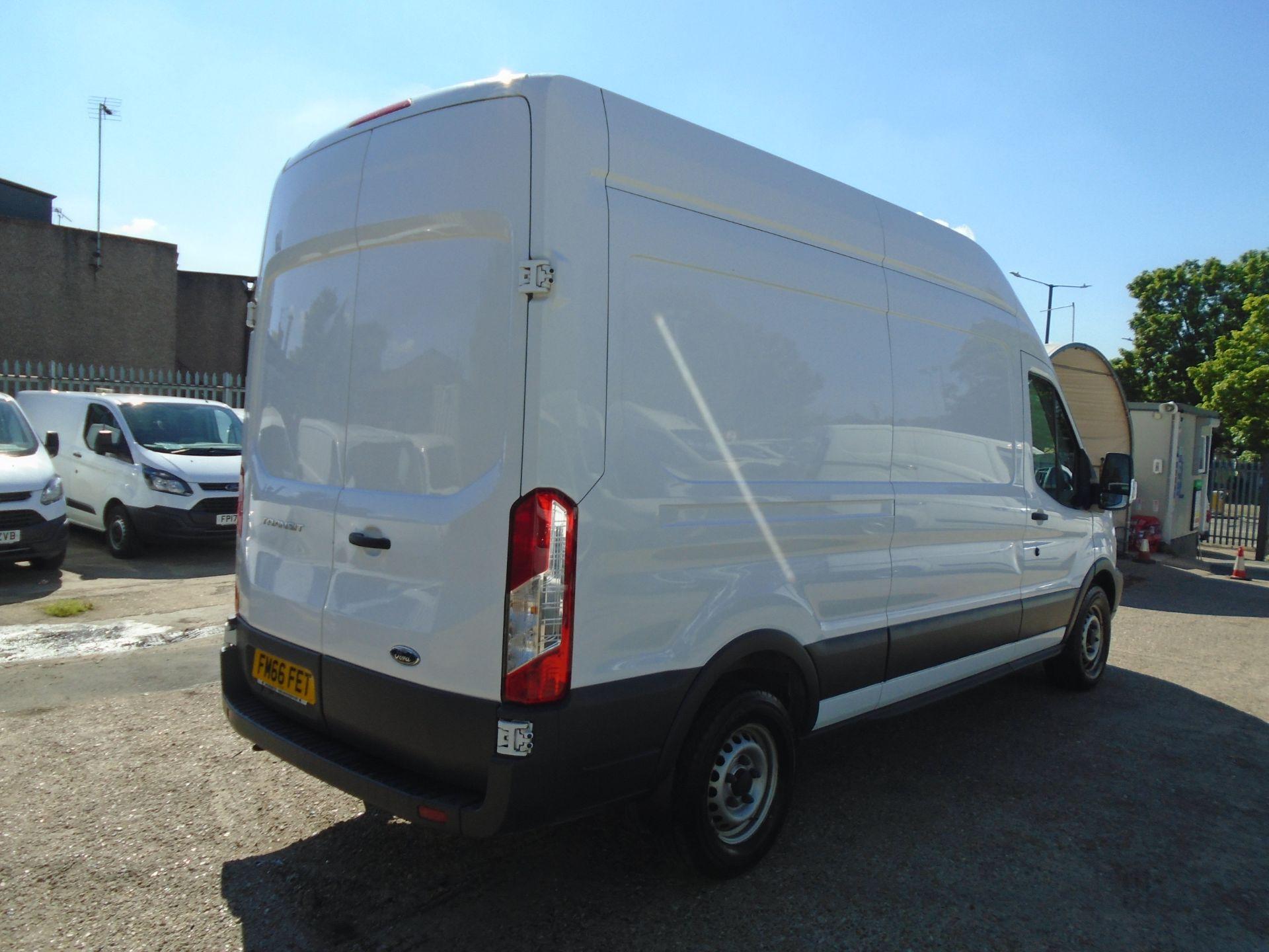 2016 Ford Transit 2.0 Tdci 130Ps H3 Van (FM66FET) Image 6