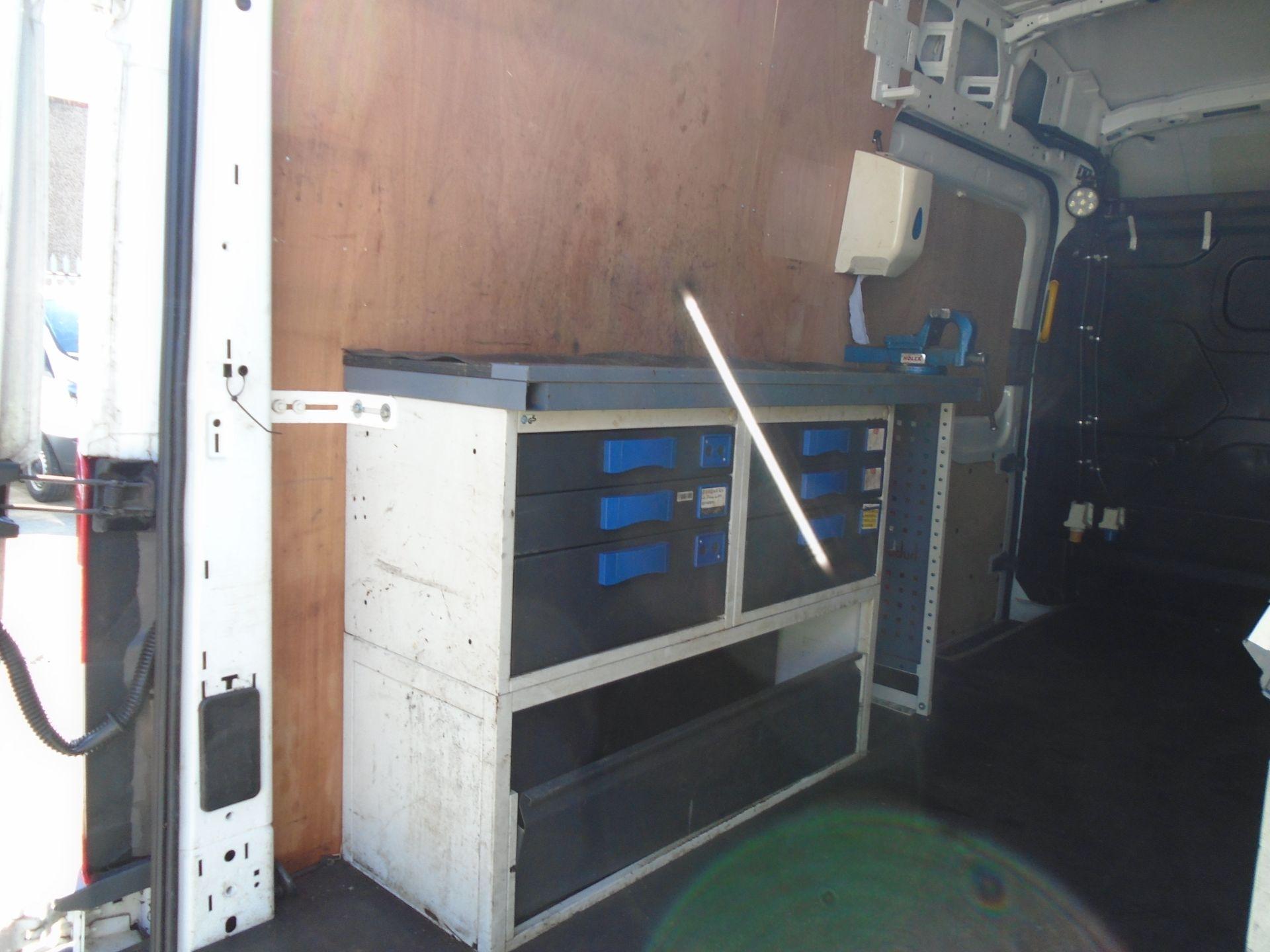 2016 Ford Transit 2.0 Tdci 130Ps H3 Van (FM66FET) Image 12