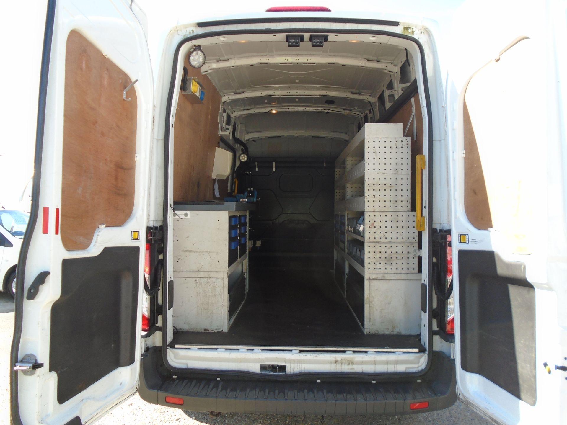 2016 Ford Transit 2.0 Tdci 130Ps H3 Van (FM66FET) Image 11