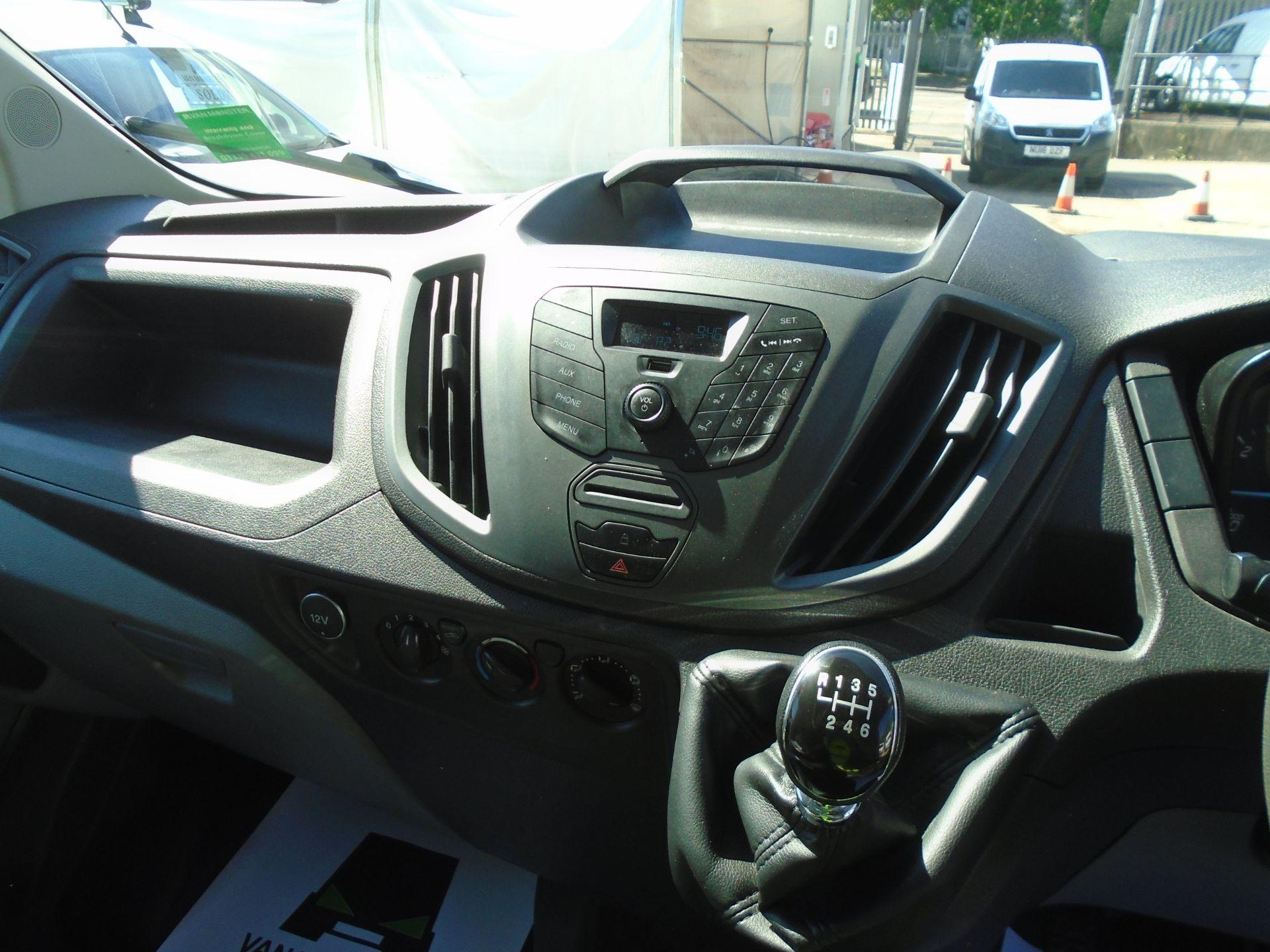 2016 Ford Transit 2.0 Tdci 130Ps H3 Van (FM66FET) Image 21